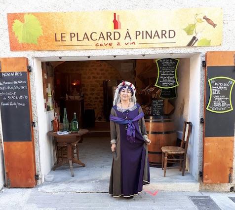 Dame Sabine de Boissansoif | Journée médiévale à Vic la Gardiole