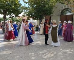 Journées médiévales 2018 à Vic la Gardiole
