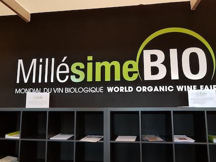 Millésime Bio 2019 à Montpellier, le vin bio va de record en record
