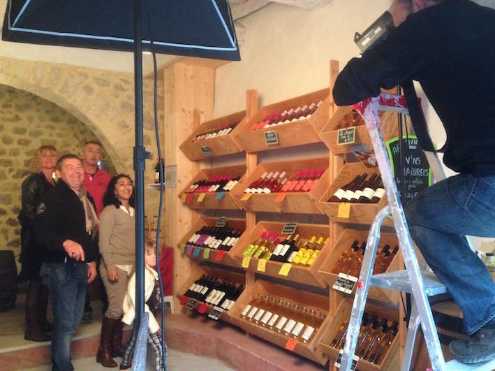Ouverture du Placard : une cave pour le vin bio à Vic la Gardiole