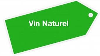 Labels des vins naturels - vins nature