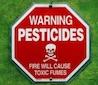 Pesticides et vin