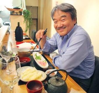 Monsieur Ito et le vin naturel