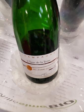 Laureat Champagne Ame de la Terre