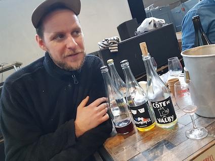 Cidre danois naturel à Montpellier