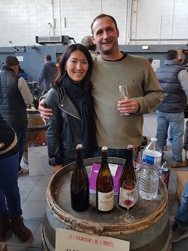 Producteurs de vin naturel japonais
