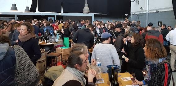 Vin de l'Irréel, Salon des vins nature à Montpellier