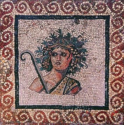 Muscat antique sur Bacchus?