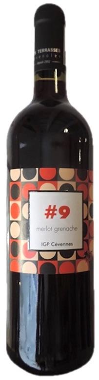 Vin rouge des Cévennes bio #9