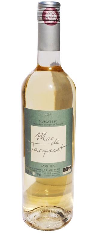 Muscat de Mireval Sec - Mas de Jacquet