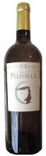 Pélissols Blanc, vin blanc naturel du sud