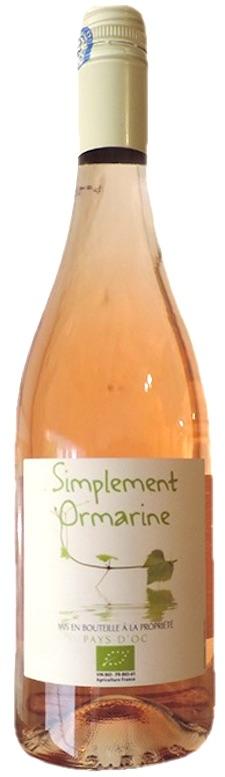 Simplement Ormarine Rosé Bio