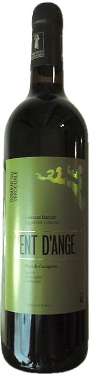 Vent d'Ange, vin rouge Naturel du terroir des Corbières