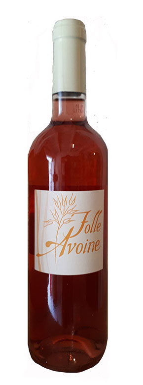 Folle Avoine Rosé Bio