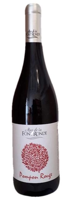Pompon Rouge, Vin naturel du Gard