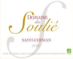 Rosé Bio de St Chinian