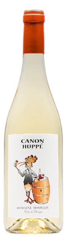 Canon Huppé blanc
