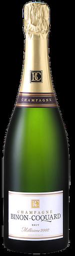 Champagne Bonin Coquard MILLESIME Brut